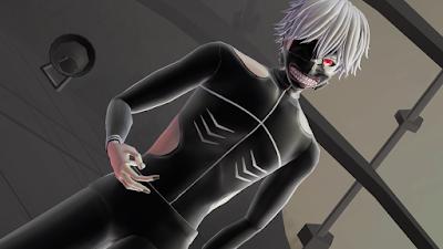 merupakan tokoh utama dalam seri animanga Tokyo Ghoul Terkuak! 10 Fakta dan misteri ihwal Kaneki Ken