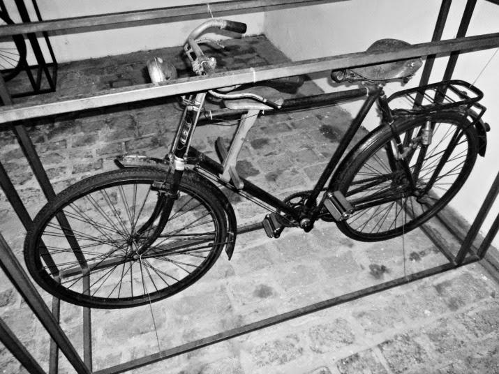 Bicicleta Opel: fabricada na Alemanha (1922), no Museu da Bicicleta de Joinville