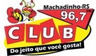 Rádio Club FM de Machadinho RS ao vivo