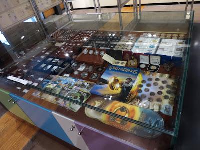 Exfiaviles 2018, exposición, monedas, premonedas