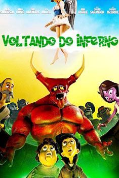 Voltando Do Inferno BDRip Dual Áudio + Torrent 720p