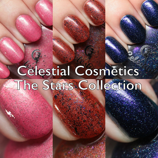 Celestial Cosmetics The Stars Collection