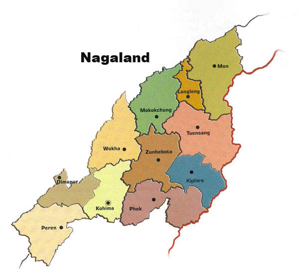 state-of-nagaland-map-district-maps