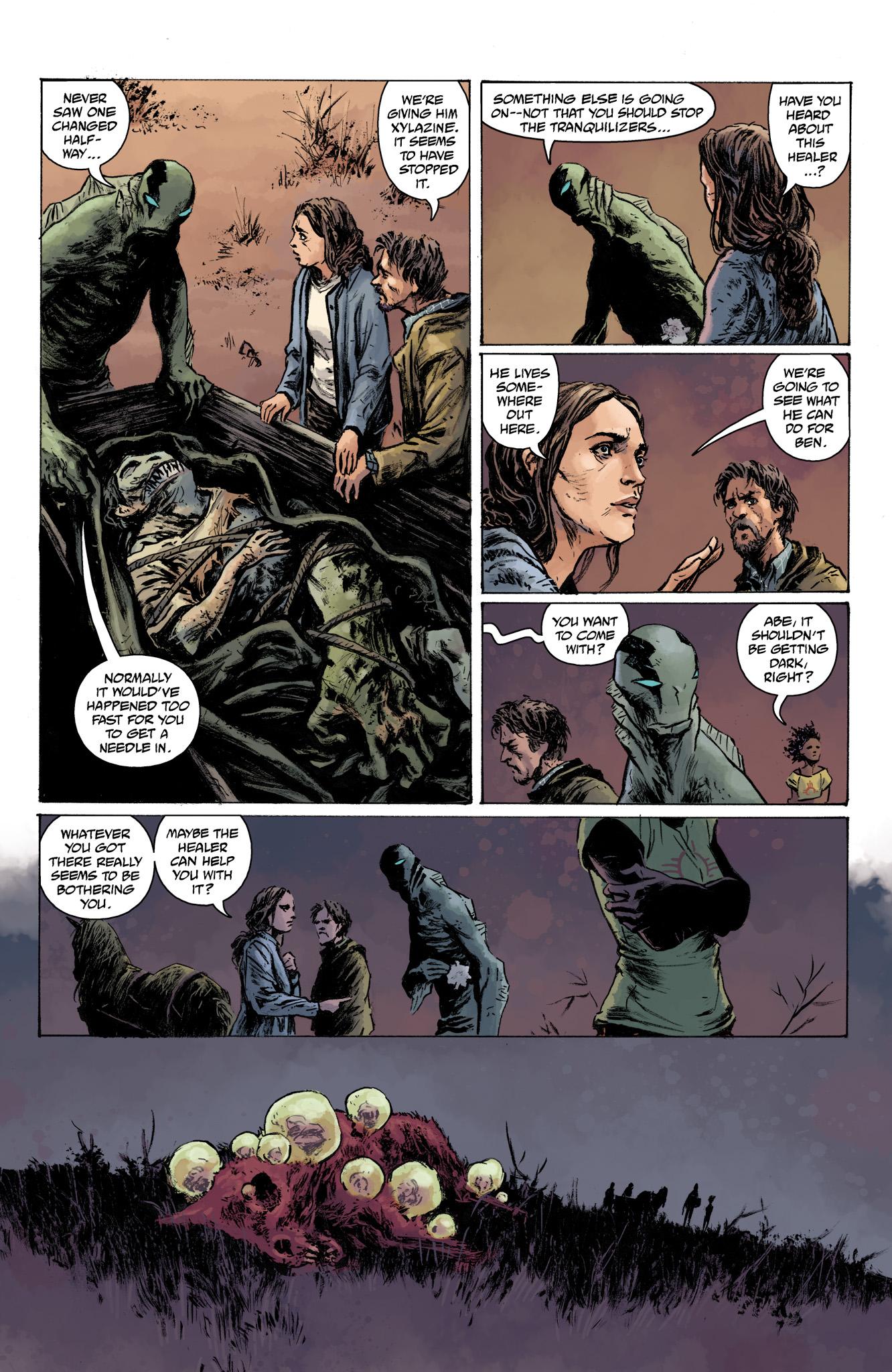 Read online Abe Sapien comic -  Issue #13 - 8