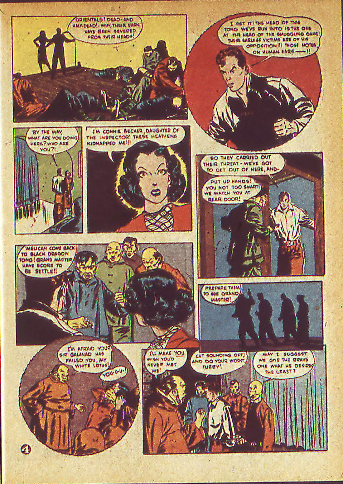 Read online Detective Comics (1937) comic -  Issue #42 - 55