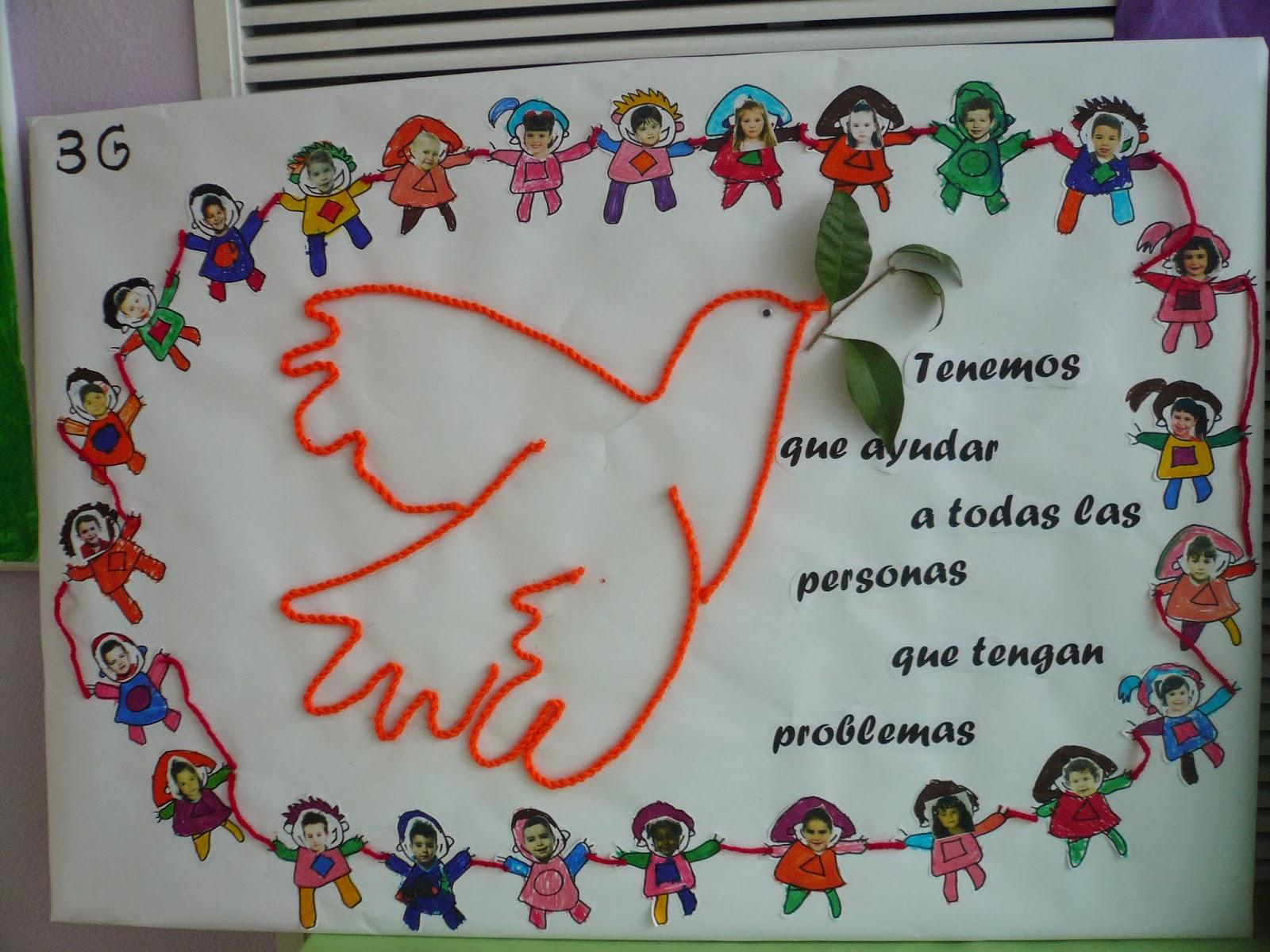 Frases Infantiles Sobre El Valor De La Justicia En El Mundo: CENTRO DE EDUCACIÓN INFANTIL ARCO IRIS: CELEBRACIÓN DEL