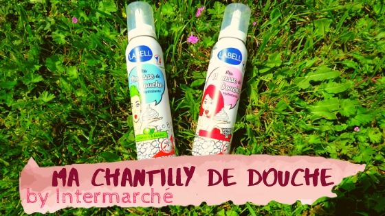 Ma mousse de douche by Intermarché