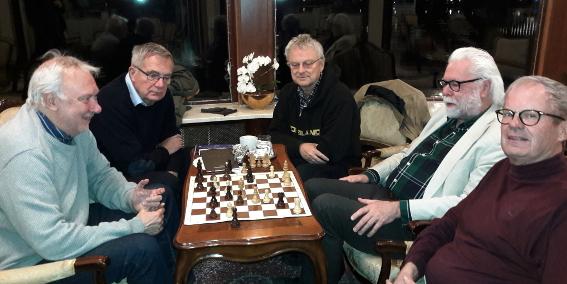 Schack kramnik vann
