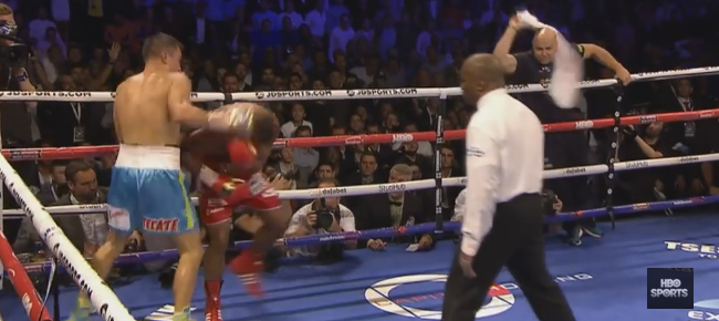 HIGHLIGHTS: Gennady Golovkin vs. Kell Brook (VIDEO)