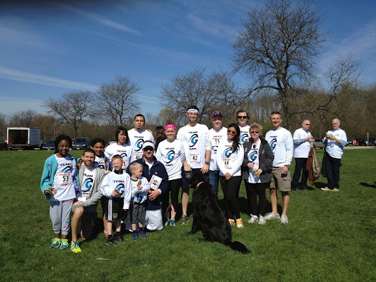 GAM Employees Participated in the Shelter Inc. 5K
