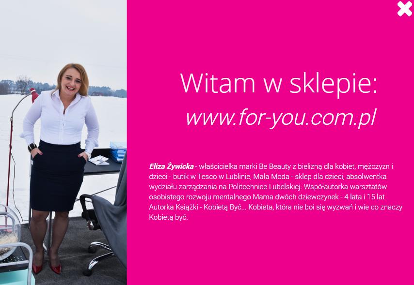 Seksowna koszulka nocna, koronkowe body, czy pas do pończoch? A ty, jak podkreślasz swoją kobiecość? Propozycje ze sklepu for-you.com.pl