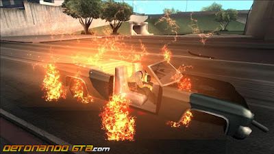 GTA SA - Overdose Effects v1.5 - Unofficial HD Retexture v2.0