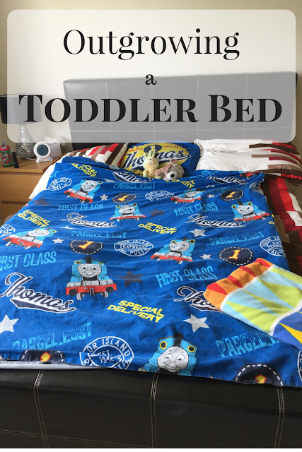Outgrowing a Toddler Bed