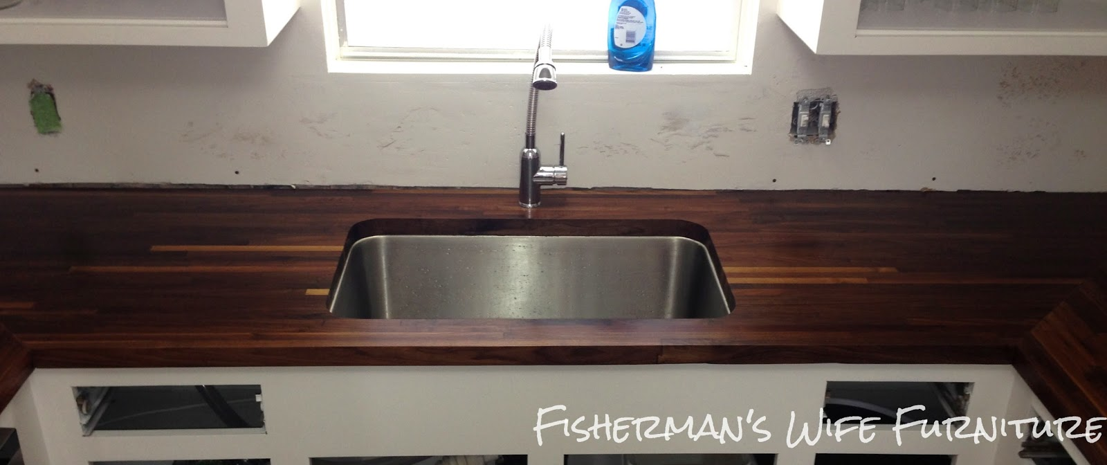 Diy Butcher Block Countertops