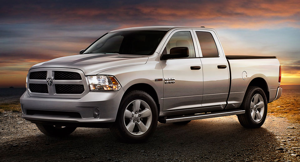 FCA Could Build Large SUV Underpinned By Ram Pickup Platform