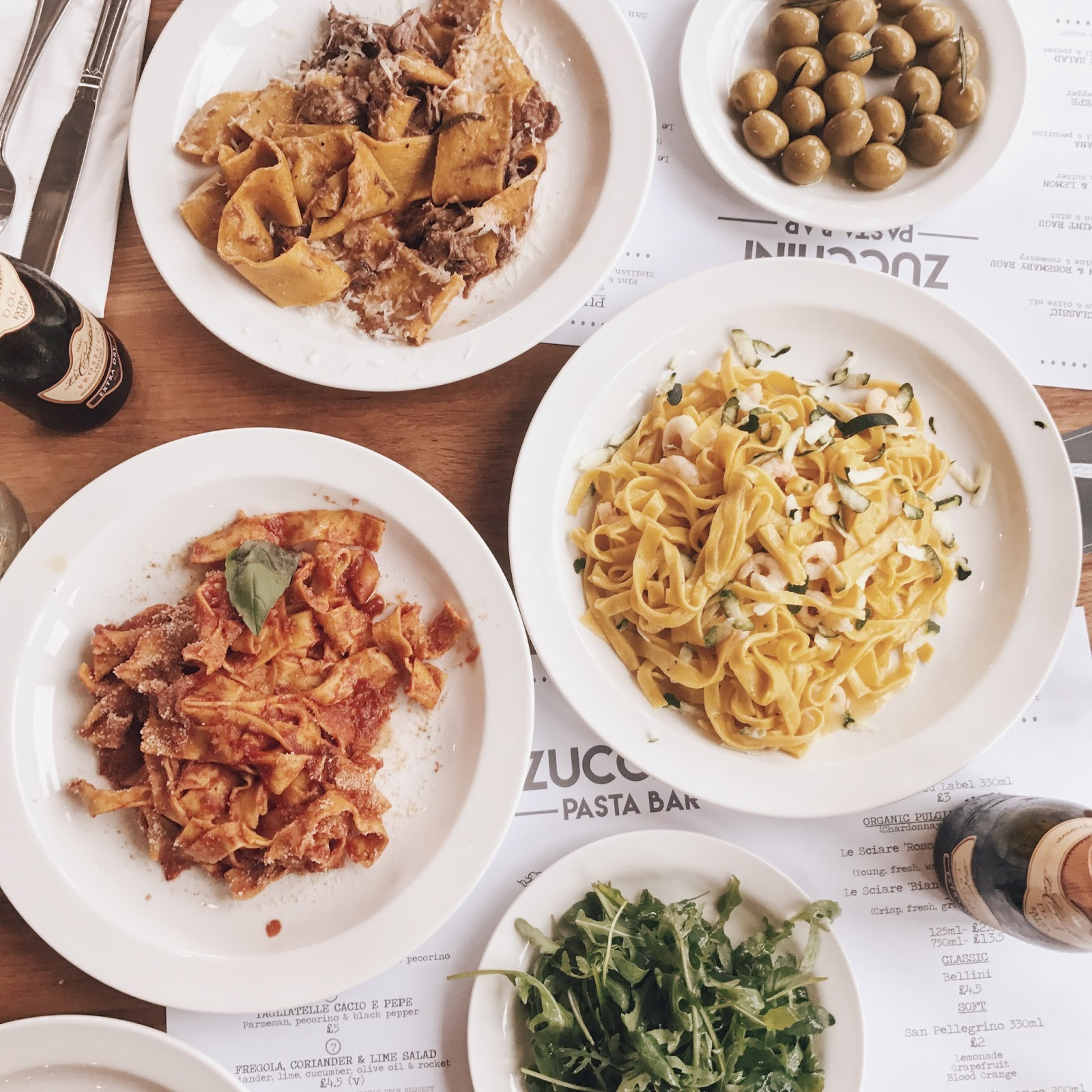 Food: Introducing Zucchini Pasta Bar, Newcastle