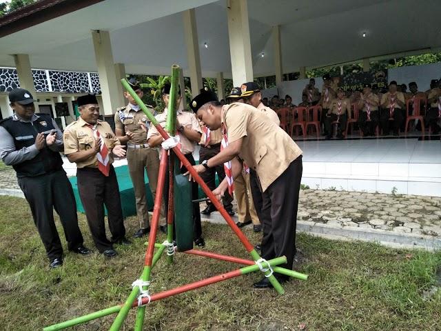 Dandim 0713/Brebes : Saka Wira Kartika Perwujudan Cinta Tanah Air Generasi Muda