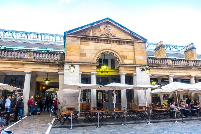 Covent Garden Market - London, England