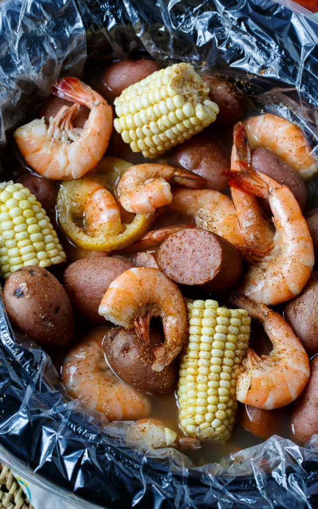 Slow Cooker Low Country Boil Recipe