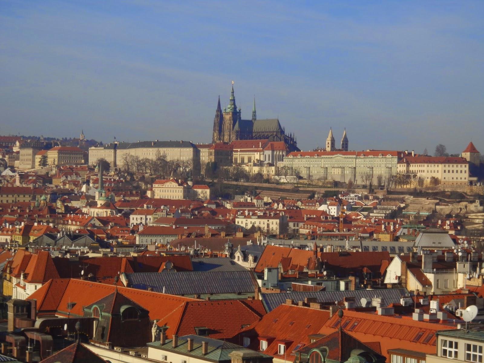 prague stare mesto old city