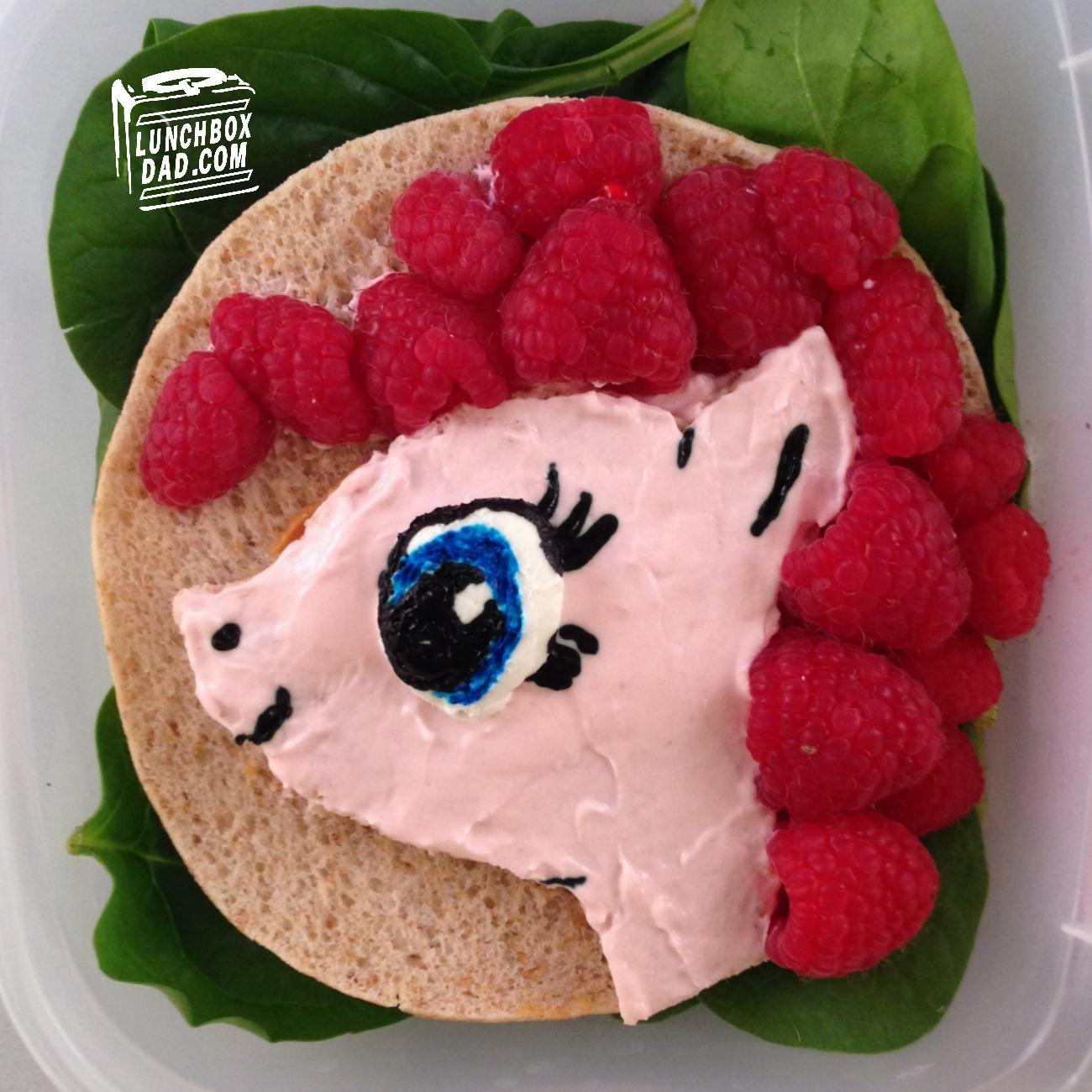 Pinkie Pie Sandwich