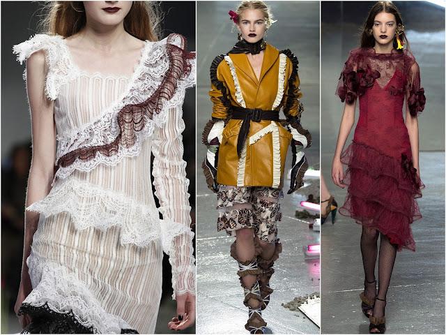 модные тенденции осень зима 2016 2017