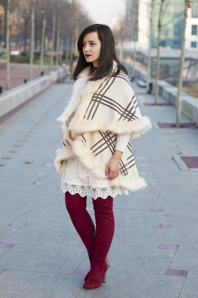vision on fashion tinuta de iarna