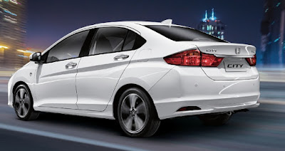2016 Honda City Facelift  side show image