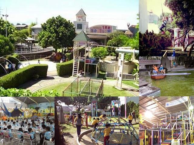 Fun Station Bandung, Wahana Permainan dan Edukasi Anak