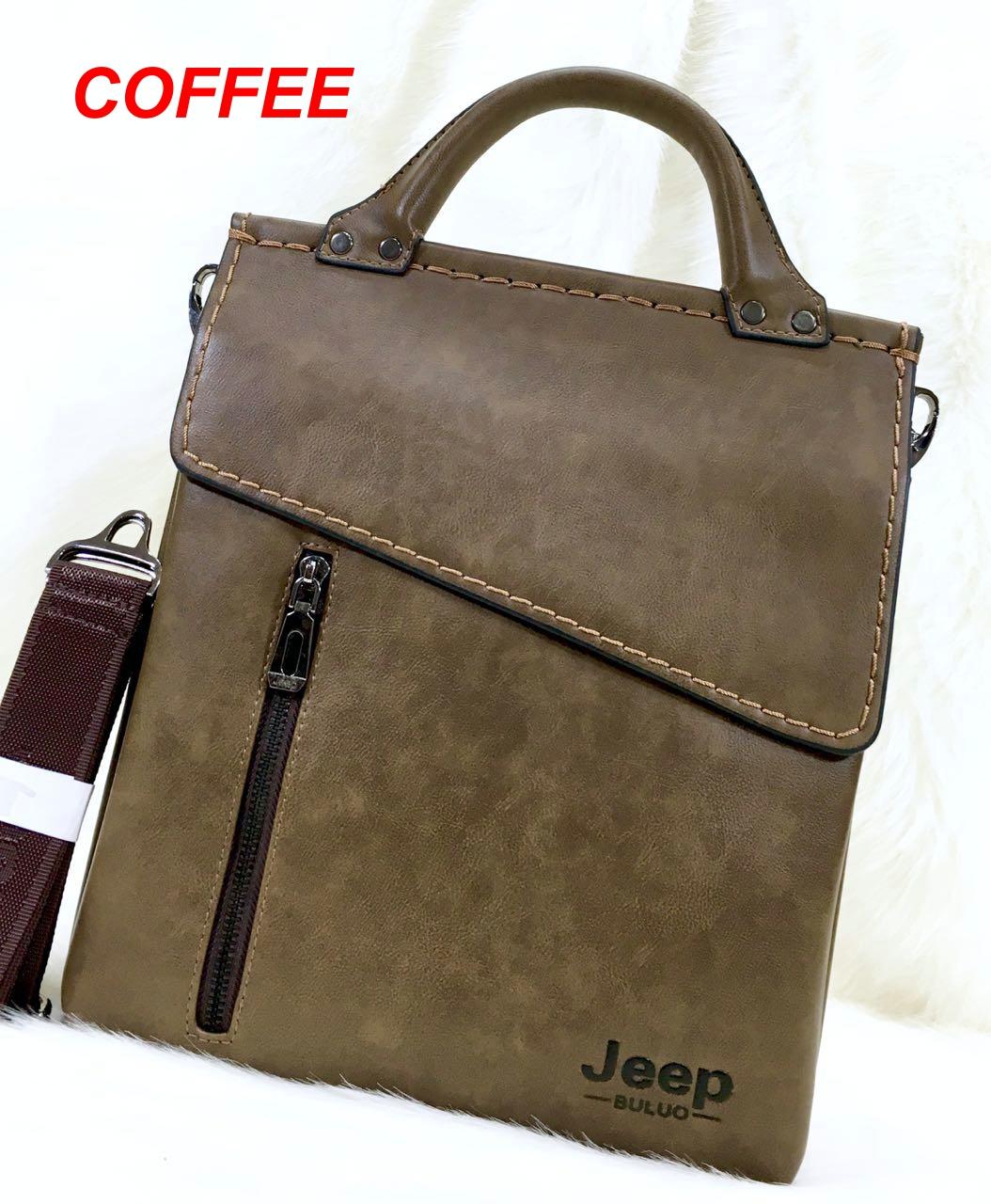 JEEP BULUO OFFICE BAG 3366-2# SEMI ORI