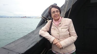 Elena Bargues: «Se ha escrito poco sobre Cantabria. Es un escenario desaprovechado»