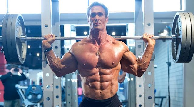 natural bodybuilding