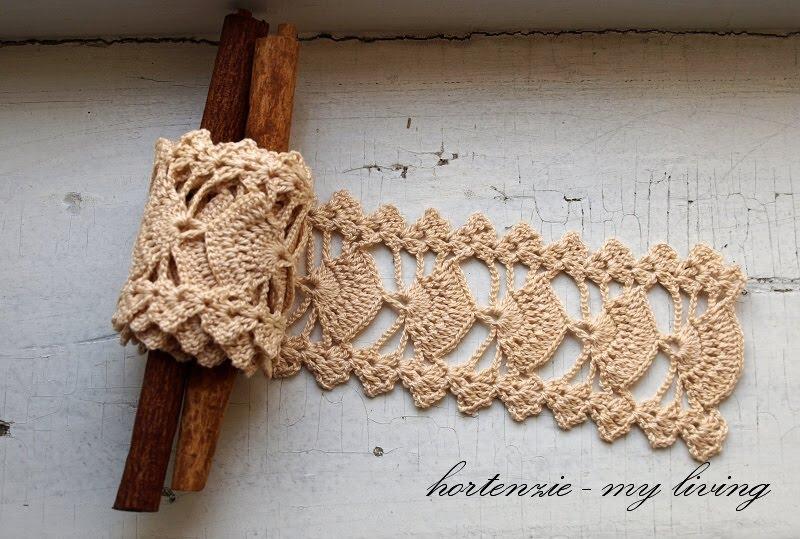 Punto Abanico de Crochet