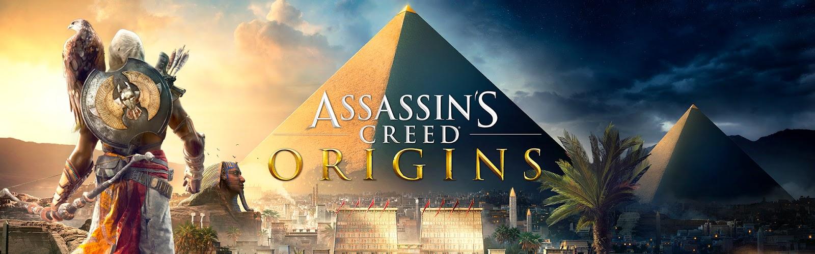 Assassin's Creed Origins vuelve a sorprender para la Gamescom con un nuevo tráiler