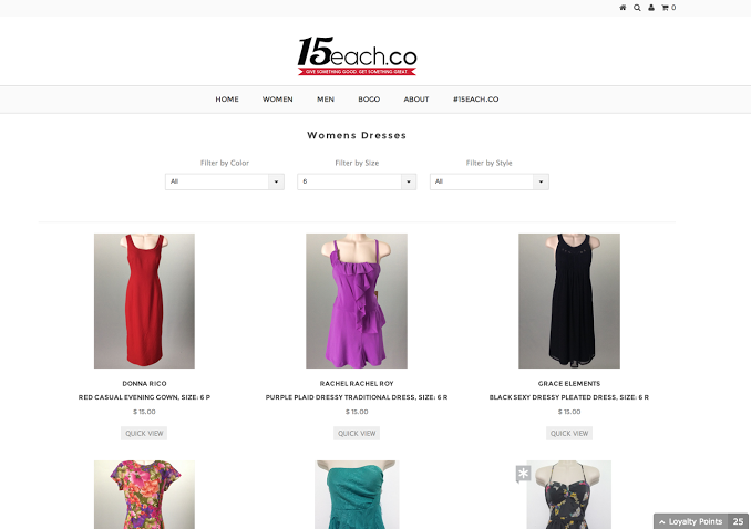 Online Clothing Store Sells Name Brands For $15 Each! #Fashion #ad via www.productreviewmom.com