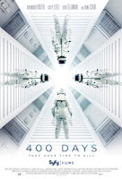 400 Days (2016) Poster