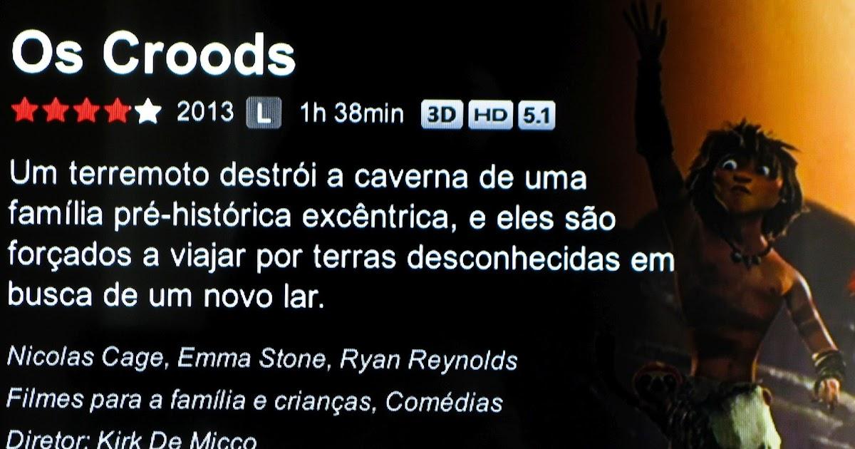 Netflix 3d Filme
