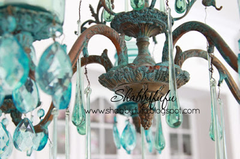 mason jar chandelier with vintage fixture