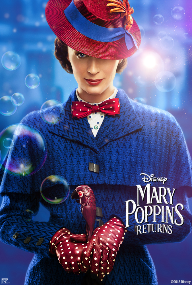 O Retorno de Mary Poppins Torrent