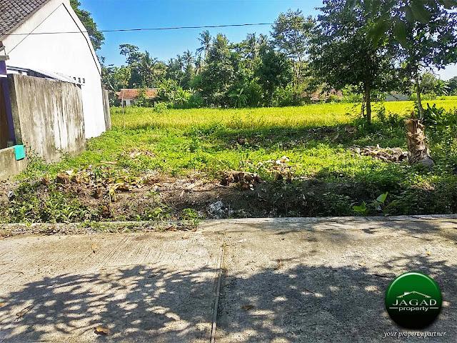 Tanah Dijual jalan parangtritis Km 17,5