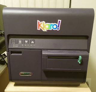 Kiaro Label Printer
