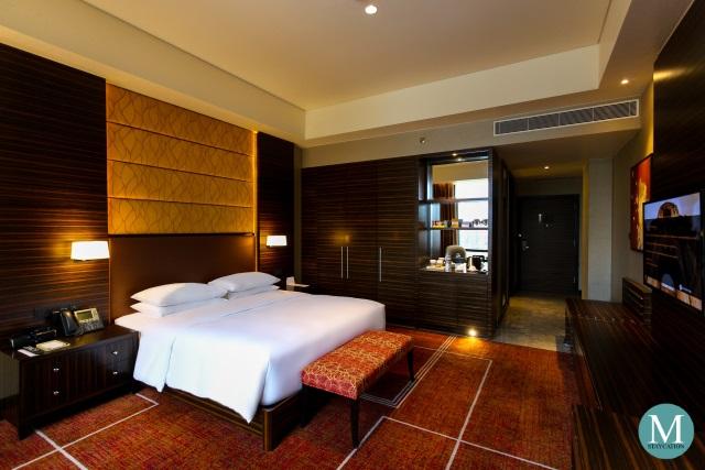 Hyatt City of Dreams Manila Club Room