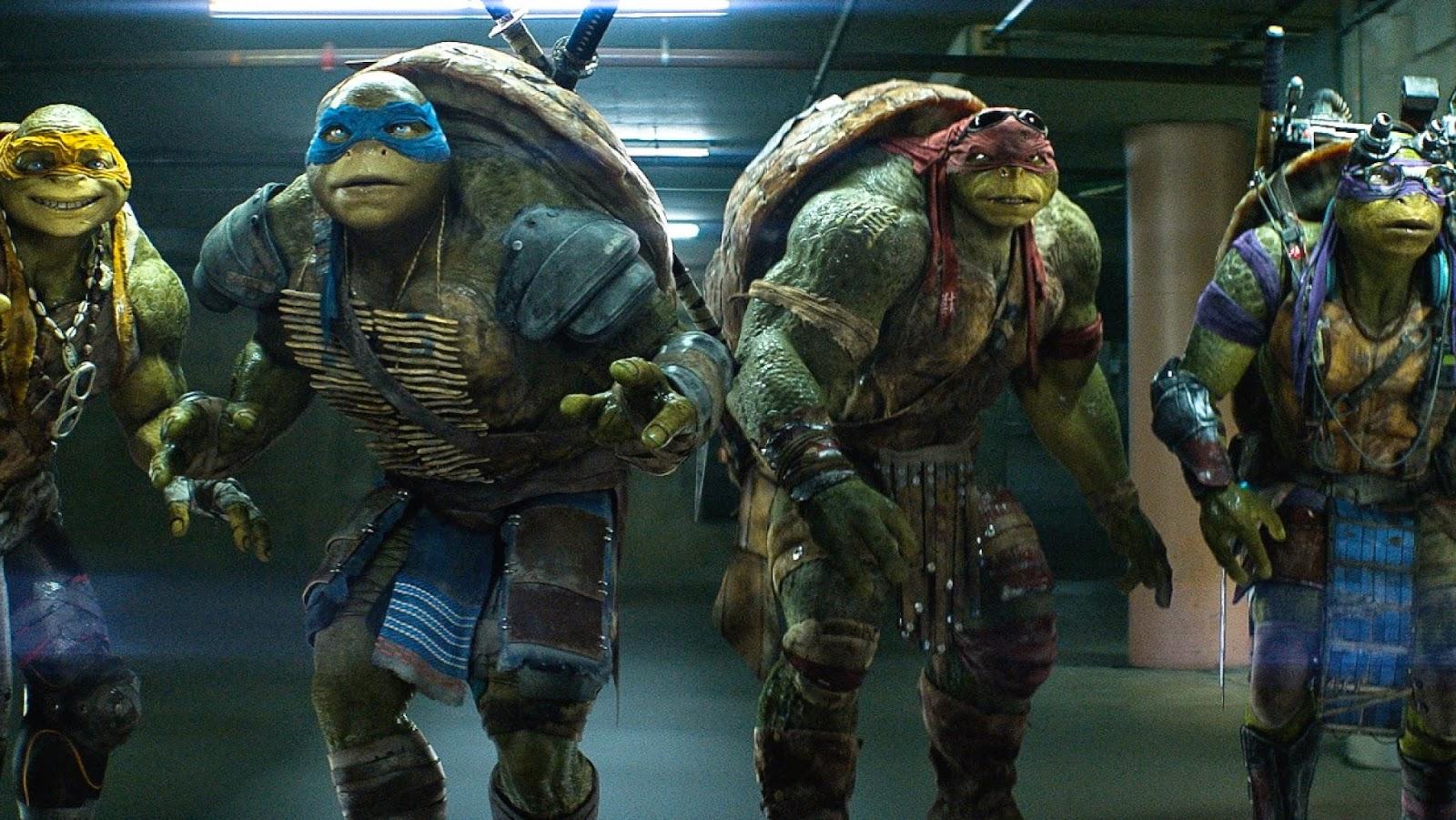 Rise of the Teenage Mutant Ninja Turtles : John Cena Joins Cast As New Villain.