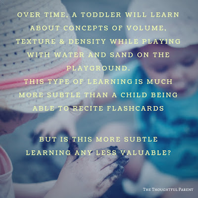 why play based preschool matters