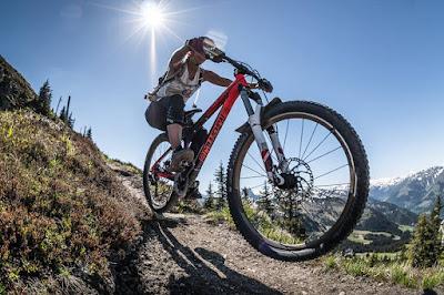 Tour zum Kreuzjöchlsee Bike