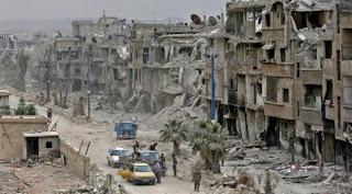 Jerman Kutuk Serangan Rezim Syiah Suriah ke Warga Sipil