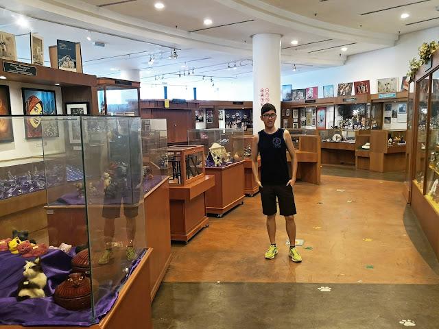 Cat Museum, Kuching, Sarawak