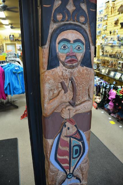 Juneau totem