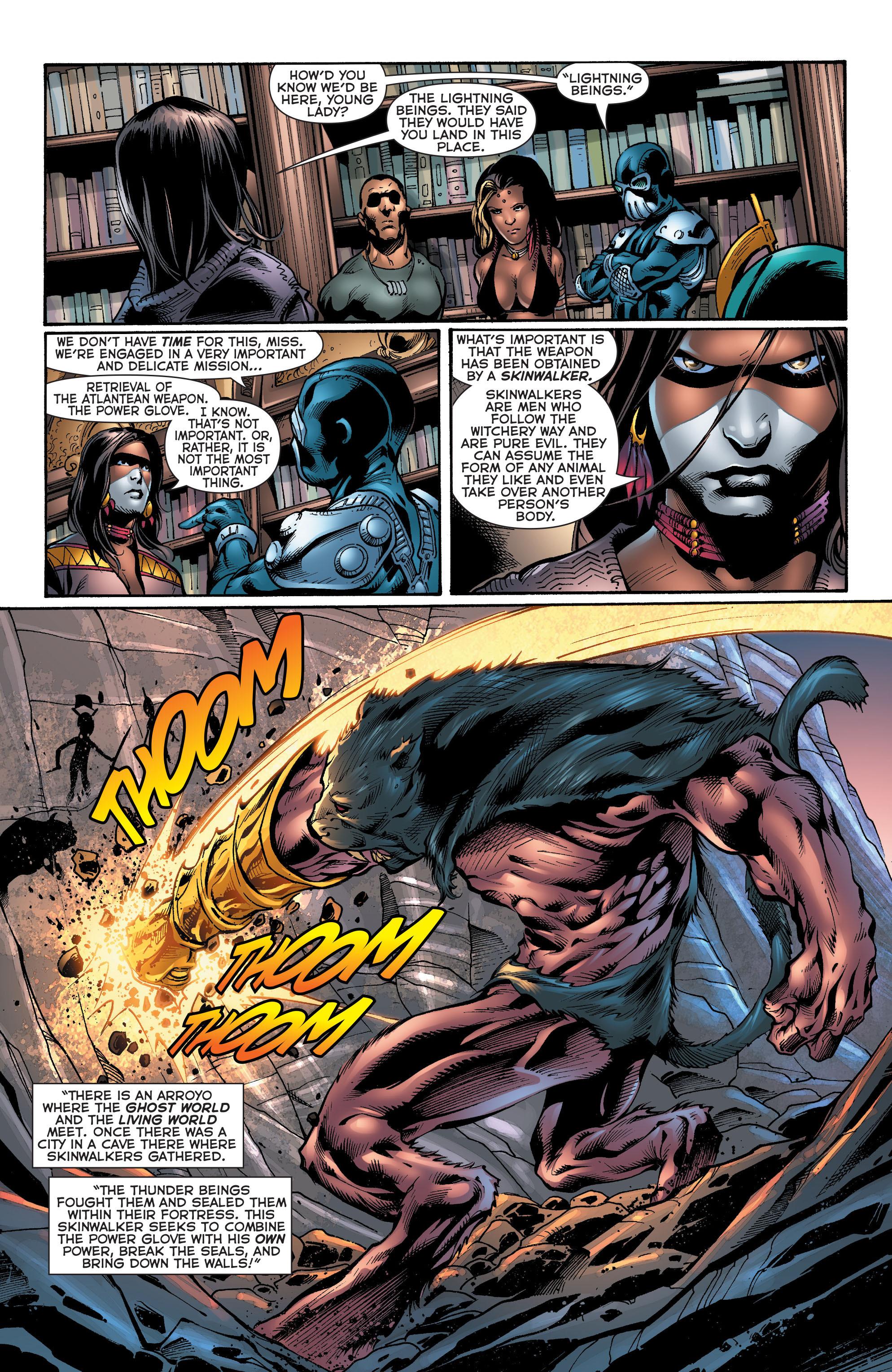 Read online Aquaman (2011) comic -  Issue #20 - 14