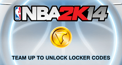 NBA 2K14 Locker Codes